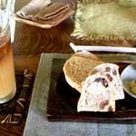 陶仙房 須栗平 - 天然酵母パンとアイスコーヒー