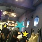 ダバ インディア - 青を基調とした店内