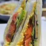 カリーナ - ハム野菜¥240