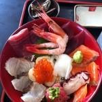 20560778 - 本日おすすめ海鮮丼1000円