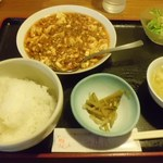 sai-蓮花 - 四川麻婆豆腐ランチ辛