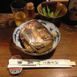 Kiraku - 鯛の頭のあら煮