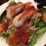 20561877 - 海鮮サラダ