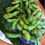 ニューナガズミ - 採れたて茹でたて枝豆