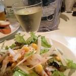 アイネイジ - サラダとカバ