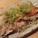 酔蓮 - '13/06  たっぷり野菜の蒸し豚