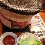 炭焼 ホルモン & 焼肉 浜幸 -