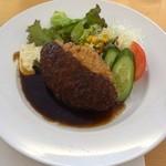 キッチン TANKO - 2013年8月 メンチカツ