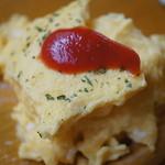 六花亭  - イチオシは卵料理。オムレツはできたてだとかなり旨い!