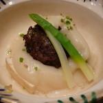 しゅん逢 紗々木 - ☆牛テールの白味噌仕立てなお料理は熱々でGood!!☆