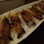 ろびん - 茗荷の味噌焼き
