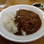 20573075 - 牛スジカレー ¥700