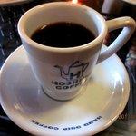 星乃珈琲店 - ホットコーヒー!(2013,08/04)