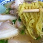 ラーメンセンター本陣 - チャーシュー麺_2013年8月(2回目)