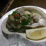 山加 - 岩牡蠣