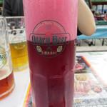 小樽ビール 夏のビアガーデン - チェリービール(S)