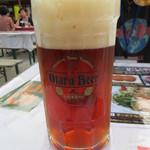 小樽ビール 夏のビアガーデン - ドンケル(M)