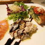 コラッジョ - 前菜