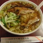20575446 - パイコそば788円2013年8月11日馬さんの店龍仙 市場館