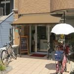 一本堂 - お店の入り口