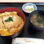 20576377 - 念願のカツ丼600円