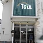 TUTA - お店の外観です