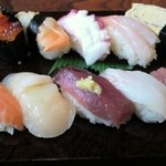 誠寿司 - おまかせにぎり