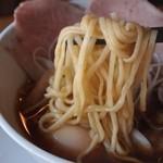 くそオヤジ最後のひとふり - 麺