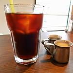 カレーライス ディラン - 水出しアイスコーヒー