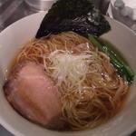 麺処 ほん田 東京駅一番街店 - 醤油ラーメン!750円!