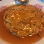 中国レストラン 蘇州 - かに玉(オーダーバイキング)
