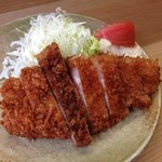 幸楽 - ロース竹