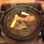 20583566 - H.25.08.10.夜 竹葉コース6,300円の鰻スープ