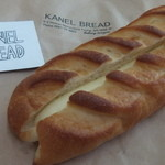 カネルブレッド - ミルククリームのパン