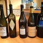 20584223 - 白ワインのセレクション