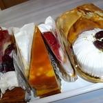 ケーキアンドカフェシャロン -