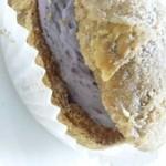 こむぎことたまご。 - 『ブルーベリーチーズクリームパイシュー』
