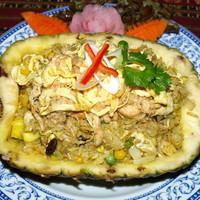Faa Thai - パイナップル焼き飯