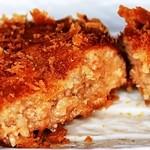 モンヴェール農山 レストランRALGE - 当店人気商品!肉汁たっぷり甘みあふれる豚100%使用!手作りメンチカツ2ヶ入り980円♪