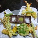ひょうたん - 天ぷら定食 1,500円