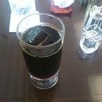 琥珀亭 - アイスコーヒー