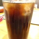 20597044 - アイスコーヒー(ランチセットのドリンク)