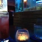 BLUE FISH AQUARIUM - お魚さんと共に過ごす京都の夜