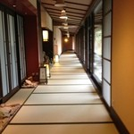 お宿 木の葉 - 廊下☆