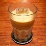 カフェ マメヒコ - アイスオレ