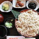 喜六そば - 冷たいお蕎麦