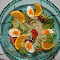 スパニッシュライツ-サラダ