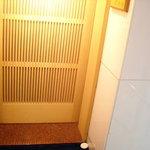 さわ田 - うちは階段で上がってまーす、帰りはエレベータ
