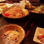 琉球沖縄料理 SHI-SA E-SA -