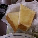 シャノアール - セットのパン